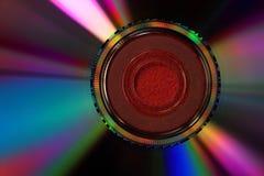 Digital Versatile Disk Royalty Free Stock Photo
