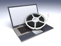 digital video vektor illustrationer