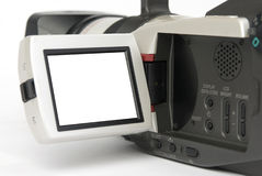 Digital video camera Royalty Free Stock Images