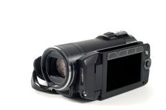 Digital video camera Royalty Free Stock Photography