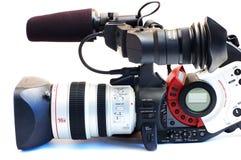 Digital video camera Royalty Free Stock Photos