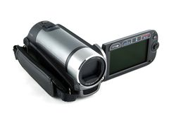 Digital video camera Stock Photos
