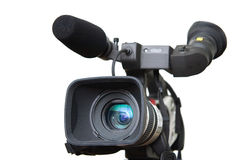Digital video camera Royalty Free Stock Images