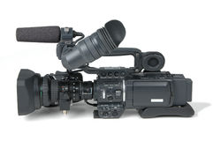 Digital video camera Stock Images