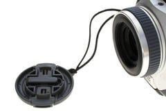 Digital video camera 2. Close up shot of a digital video camera Stock Photos