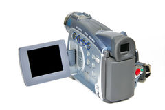 Digital Video Camera 2 Stock Photo