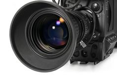 Digital video camera. Royalty Free Stock Images