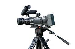 Free Digital Video Camera Royalty Free Stock Image - 2998106
