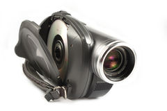 Digital video camera details Royalty Free Stock Photo