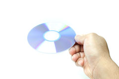Digital Video Disc Stock Photography