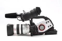 digital video för camcorder royaltyfri foto