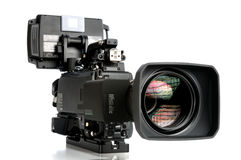 digital video för kamera Royaltyfria Bilder
