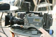 digital video för kamera Fotografering för Bildbyråer