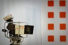 digital video för kamera Royaltyfri Fotografi