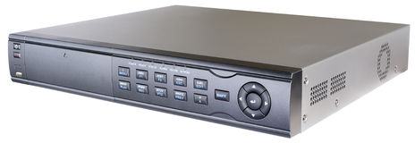 Digital video recorder Stock Images