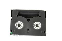 Digital video tapes 6 Stock Photo