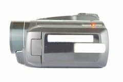 Digital videokameravänster sida Royaltyfri Bild
