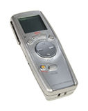 Digital voice recorder Royalty Free Stock Image