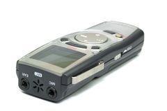 Digital Voice recorder Stock Images