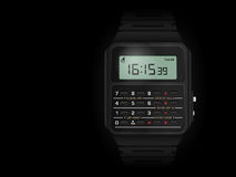 Digital watch Stock Photo