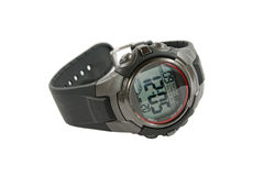 Digital watches. Stock Photos