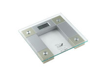 Digital weight scale Stock Photography