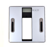 Digital weight scale Royalty Free Stock Photo