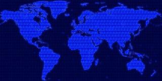 Digital-Welt Lizenzfreie Stockfotografie