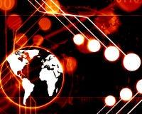 Digital-Welt Stockbilder