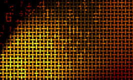 Digital Wicker Wall Royalty Free Stock Photos