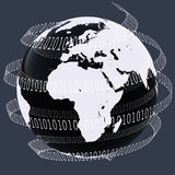 Digital World Stock Images