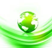 Digital world Royalty Free Stock Photography