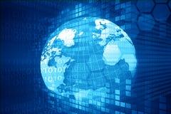 global internet technology Royalty Free Stock Photos
