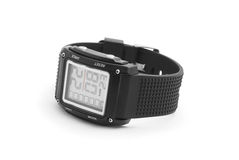 Digital wrist watch Stock Images