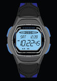 Digital wristwatch Royalty Free Stock Photography