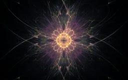 Digital wytwarza? wizerunek w postaci abstrakcjonistycznych geometrycznych kszta?t?w r??norodni cienie i kolory dla u?ywaj? w sie ilustracja wektor