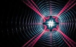 Digital wytwarza? wizerunek w postaci abstrakcjonistycznych geometrycznych kszta?t?w r??norodni cienie i kolory dla u?ywaj? w sie obraz royalty free
