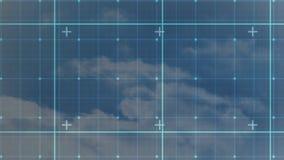 Digital-Zusammensetzung eines Gitters