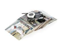 digitala högfoto för kamera Royaltyfri Foto