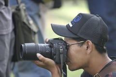 Digitala kameror Royaltyfria Foton