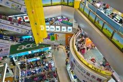 digitala marknadsprodukter Arkivbild