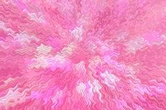 Digitale abstracte 3d drijft achtergrond uit Stock Foto's
