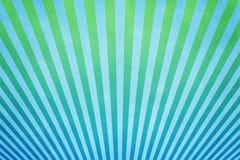 Digitale Achtergrond van Zonnestralen stock illustratie