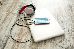 digitale audio royalty-vrije stock foto's