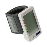 Digitale bloeddrukmonitor Tonometer Stock Afbeelding