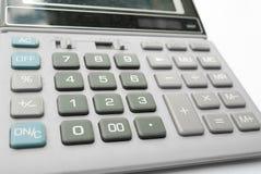 Digitale calculator Royalty-vrije Stock Afbeeldingen
