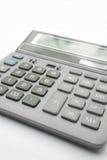 Digitale calculator Royalty-vrije Stock Fotografie
