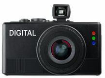 Digitale camera Stock Afbeeldingen