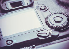Digitale Camera DSLR Stock Afbeeldingen