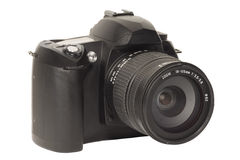 Digitale camera SLR Stock Afbeelding